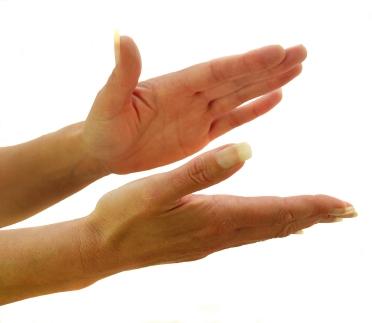 Handschweiss vermeiden