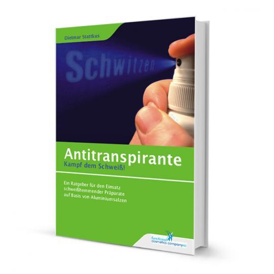 Buch Antitranspirante - Kampf dem Schweiß