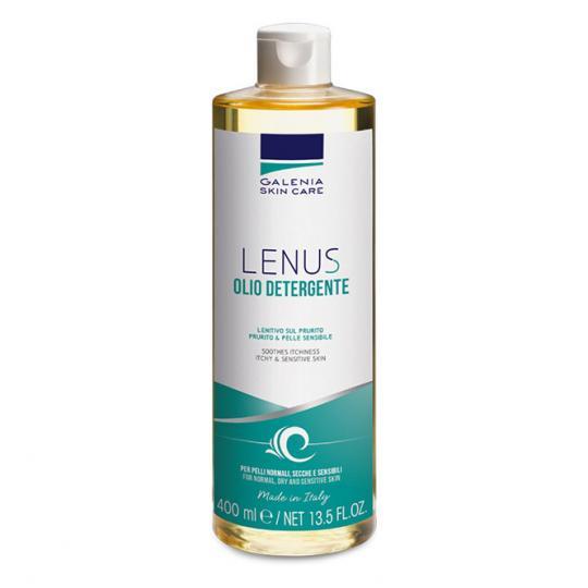 LENUS Reinigungsöl bei Neigung zu juckender und extrem trockener Haut