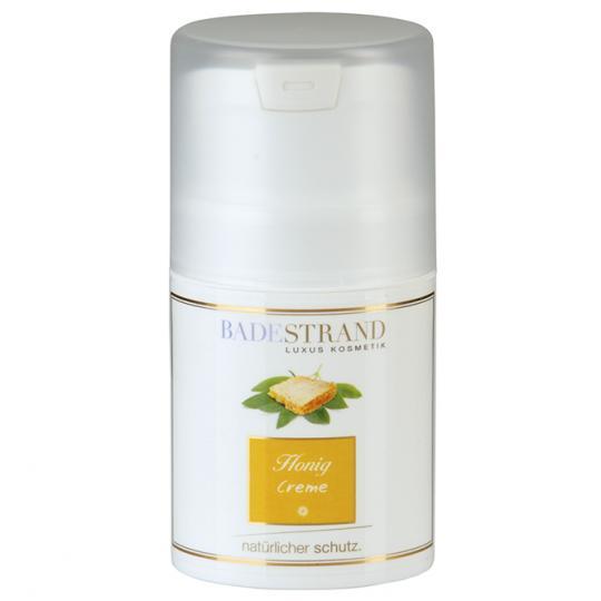 Honig Creme 50 ml - Schutz bei trockener Luft