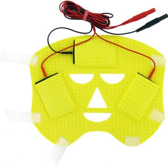 Elektrode für Stirn & Gesicht gegen Gesichtsschweiß - Zubehör