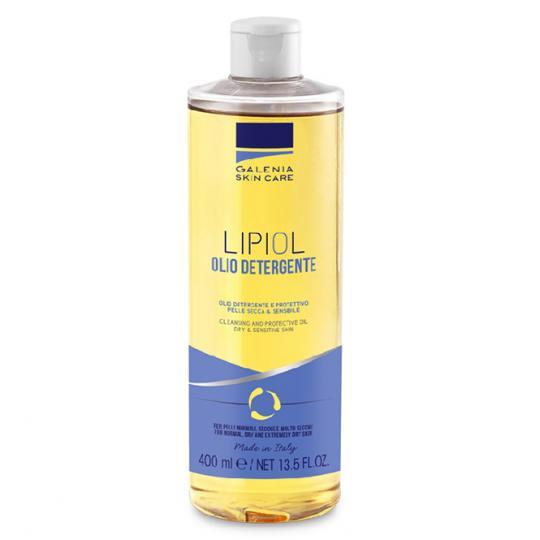 LIPIOL Reinigungsöl für extrem trockene Haut mit sanften Eigenschaften