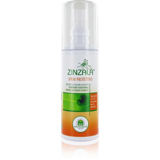 Zinzalà® Anti-Mückenspray. Mit natürlichen ätherischen Ölen